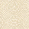 Hanley Sand Mosiac Tile Wallpaper