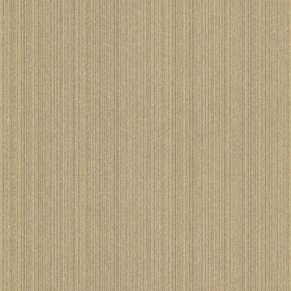 Noelia Bronze Strie Stripe Wallpaper
