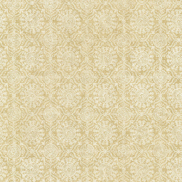 Sultana Beige Lattice Texture Wallpaper