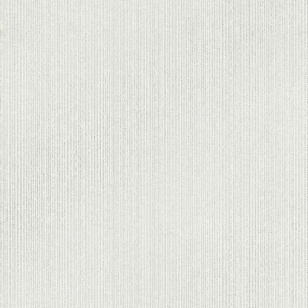 Comares Light Grey Stripe Texture Wallpaper