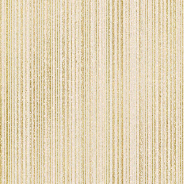 Comares Taupe Stripe Texture Wallpaper