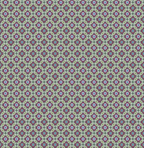 Audra Purple Floral Wallpaper