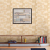 Integrate Sand Geometric Wallpaper