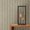 Harmonize Taupe Small Geometric Wallpaper