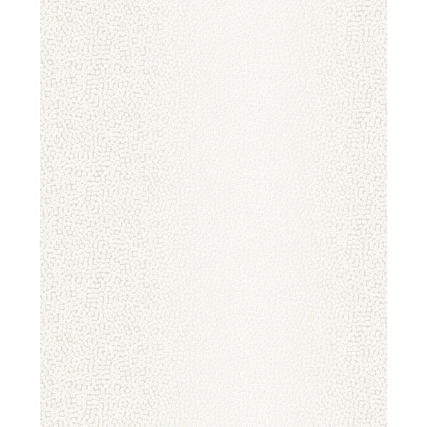 Ostinato White Geometric Wallpaper