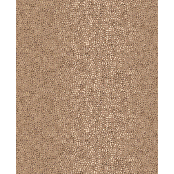 Ostinato Copper Geometric Wallpaper