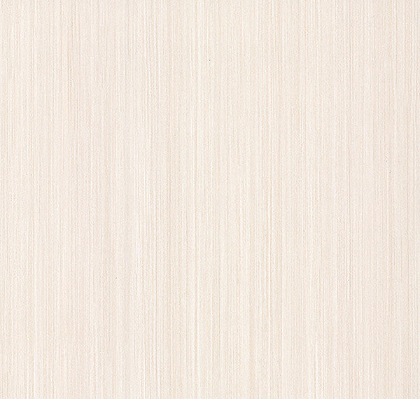 Madeleine White Stria Wallpaper