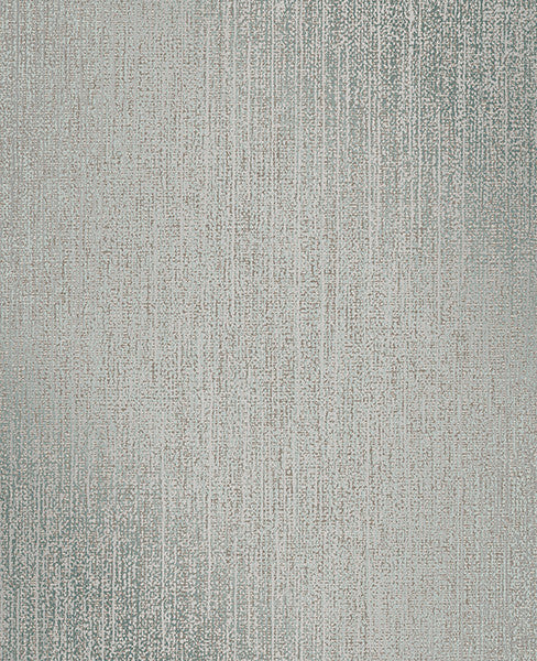 Lize Teal Weave Texture Wallpaper