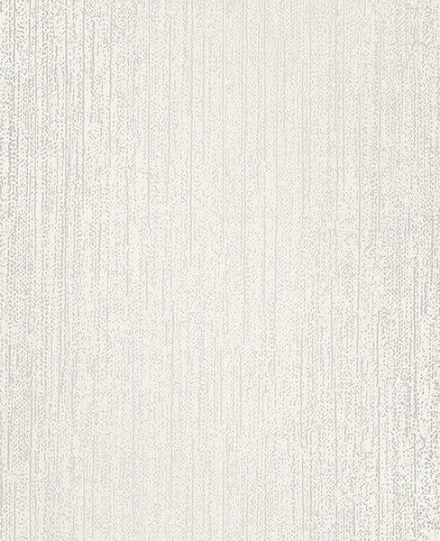 Lize White Weave Texture Wallpaper