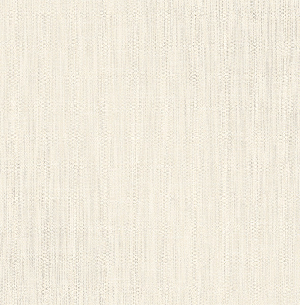 Elgin Beige Vertical Weave Wallpaper