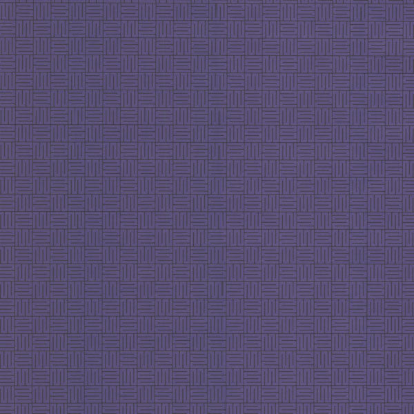 Purple Geo Squares Wallpaper