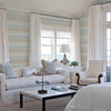 Ombrello Beige Stripe Wallpaper