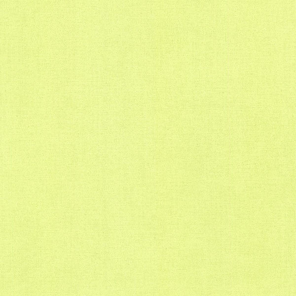 San Vicente Light Green Canvas Texture Wallpaper