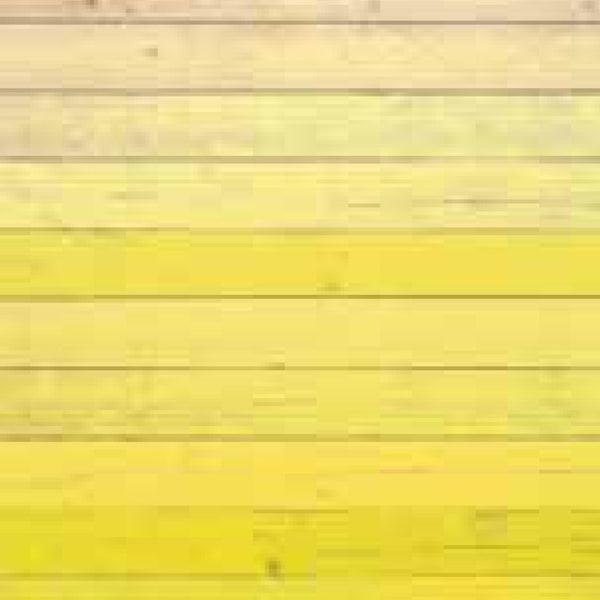 Degrado Yellow Ombre Painted Wood