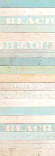 Madero Aqua Beach Wood Panels