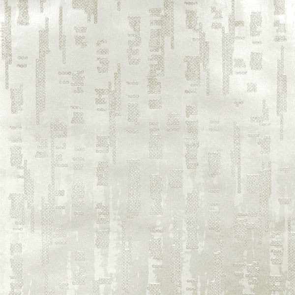 Sariya Grey Glass Beads Texture Wallpaper