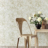 Anatoli Fog Marble Geometric Wallpaper