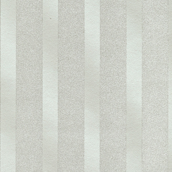 Doris Mint Beaded Stripe Wallpaper
