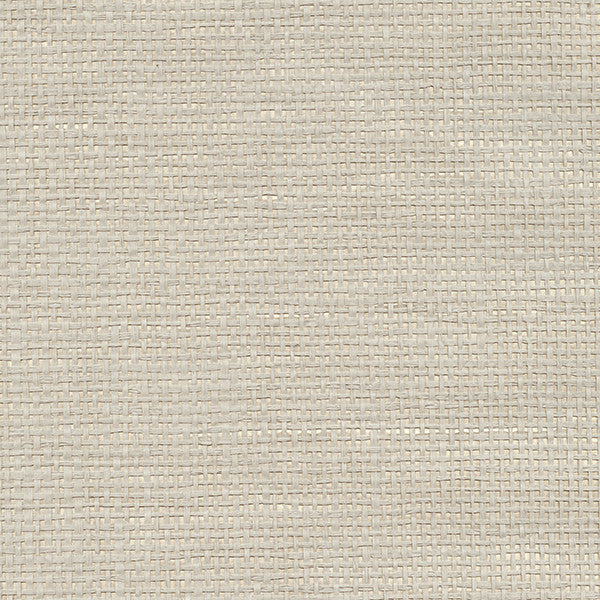 Aimee Gold Grasscloth Wallpaper