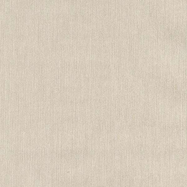 McQueen Beige Silk Stripe Wallpaper