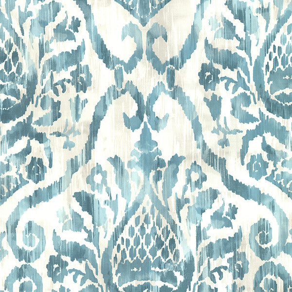 Argos Teal Damasks