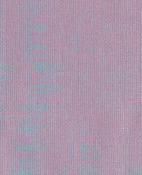 Anya Blue Purple Paper Weave Wallpaper