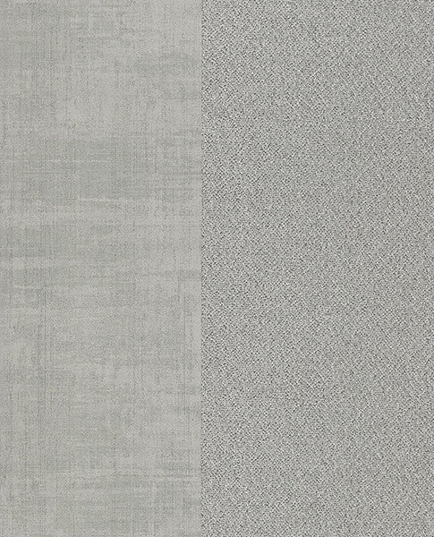 Duo Grey Texture Wallpaper