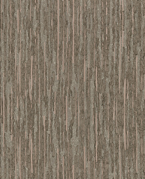 Malevich Brown Bark Wallpaper