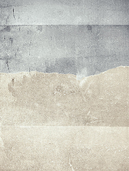 Grey Stone Landscape Wall Mural