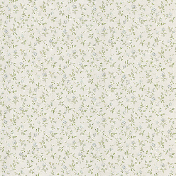 Abigail Blue Rosebud Trail Wallpaper
