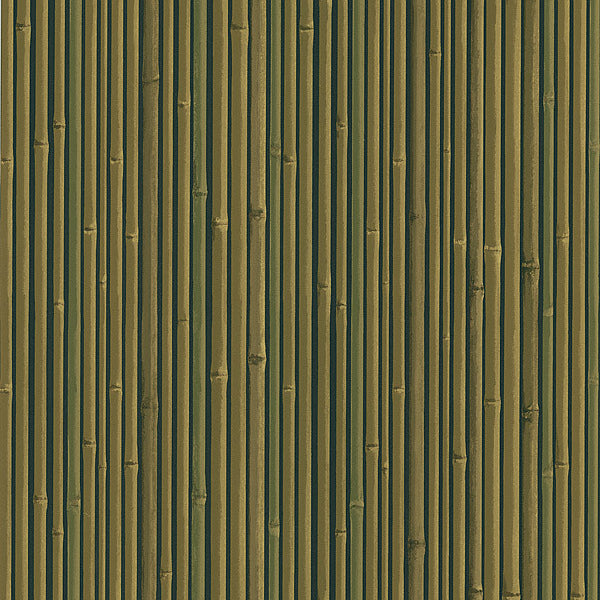 Kyoto Black Bamboo Wallpaper