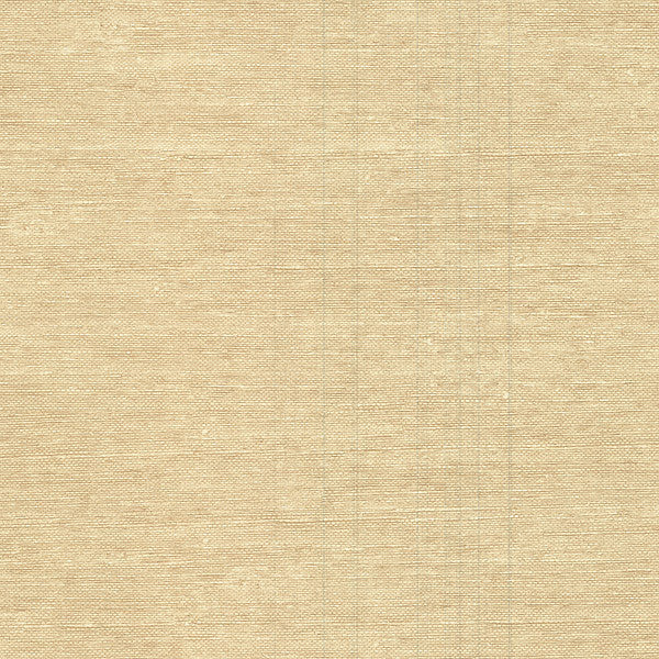 Wirth Beige Faux Grasscloth Wallpaper