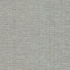 Pontoon Grey Faux Grasscloth Wallpaper