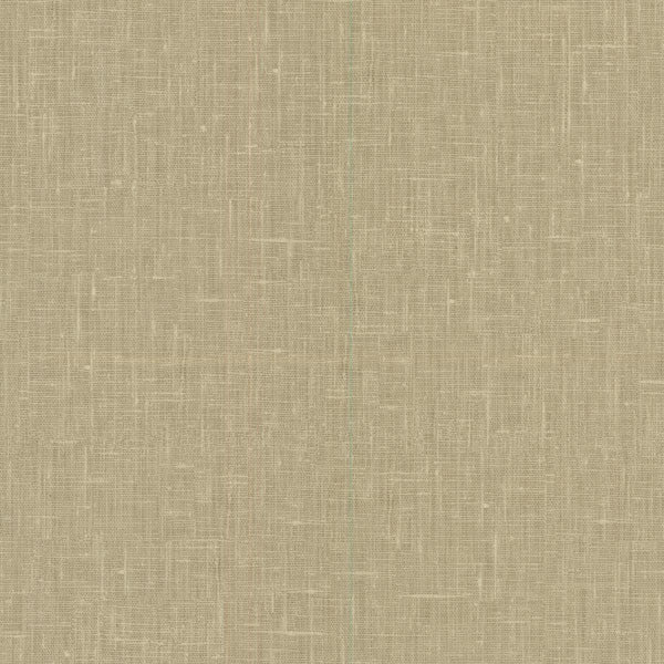 Linge Brown Linen Texture Wallpaper