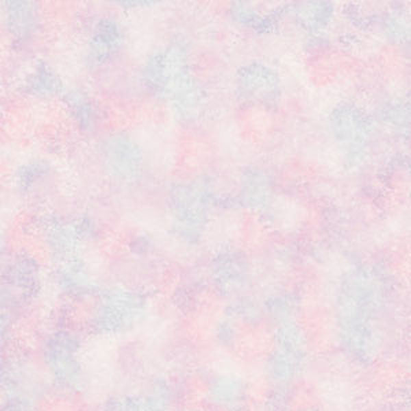 Ruffle Pink Sponge Paint Effect Wallpaper