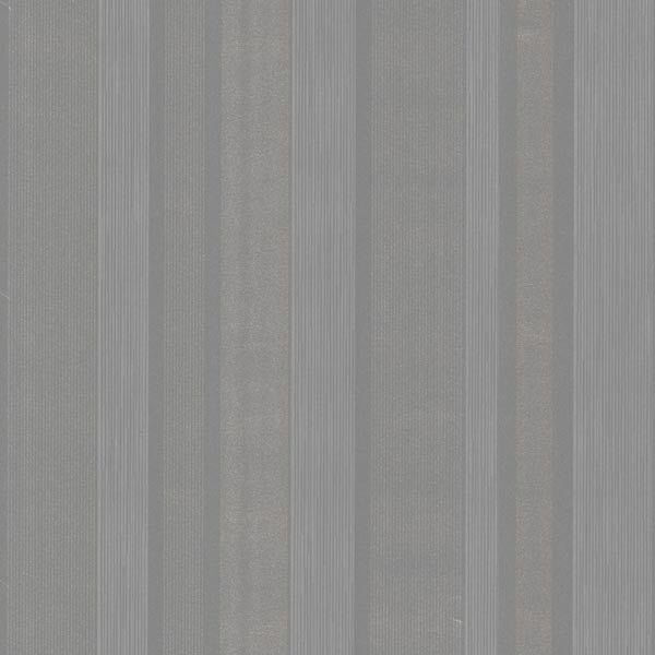 Amira Stripe Silver Horizontal Multi Stripe Wallpaper