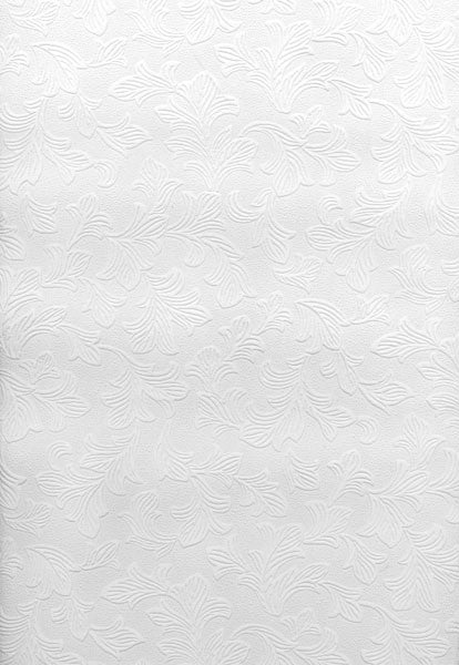 Mollis Leafy Texture Paintable Wallpaper