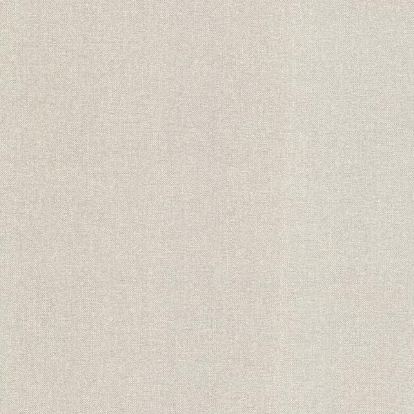 Albin Light Grey Linen Texture Wallpaper