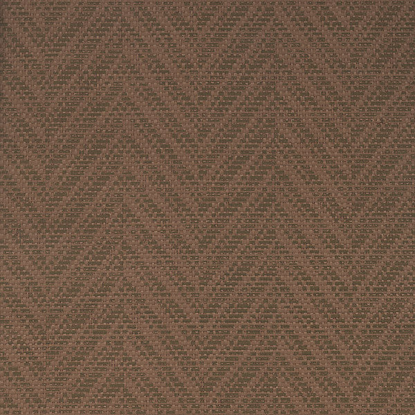 Martison Tawny Paper Weave Texture Wallpaper