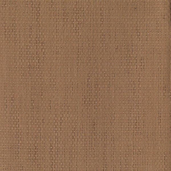 Winston Taupe Paper Weave Wallpaper
