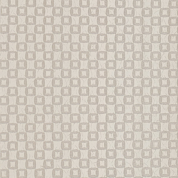 Sablon Taupe Crepe Block Wallpaper