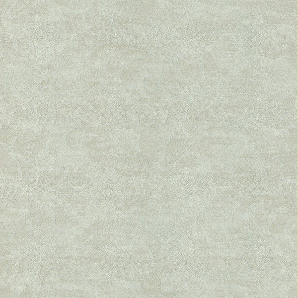 Royale Light Green Large Damask Wallpaper