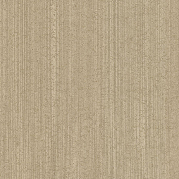 Newton Gold Distressed Stria Texture Wallpaper