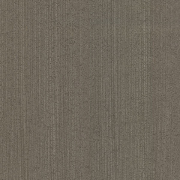 Newton Brown Distressed Stria Texture Wallpaper