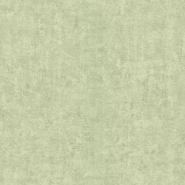 Pierre Light Green Distressed Texture Wallpaper