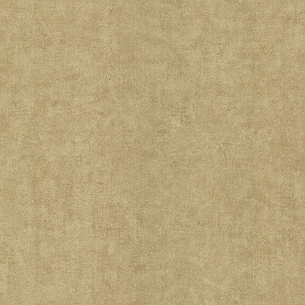 Pierre Gold Distressed Texture Wallpaper
