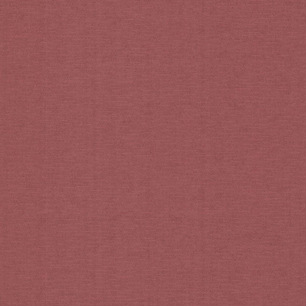 Valois Red Linen Texture Wallpaper