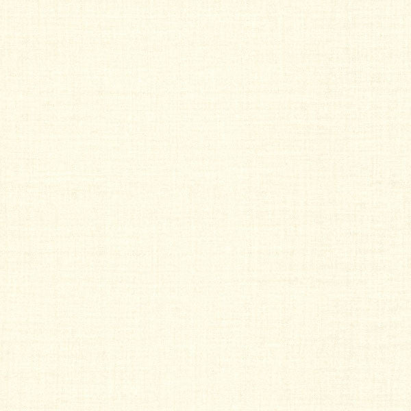 Valois Cream Linen Texture Wallpaper