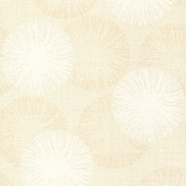 Cayman Cream Contemporary Raffia Wallpaper
