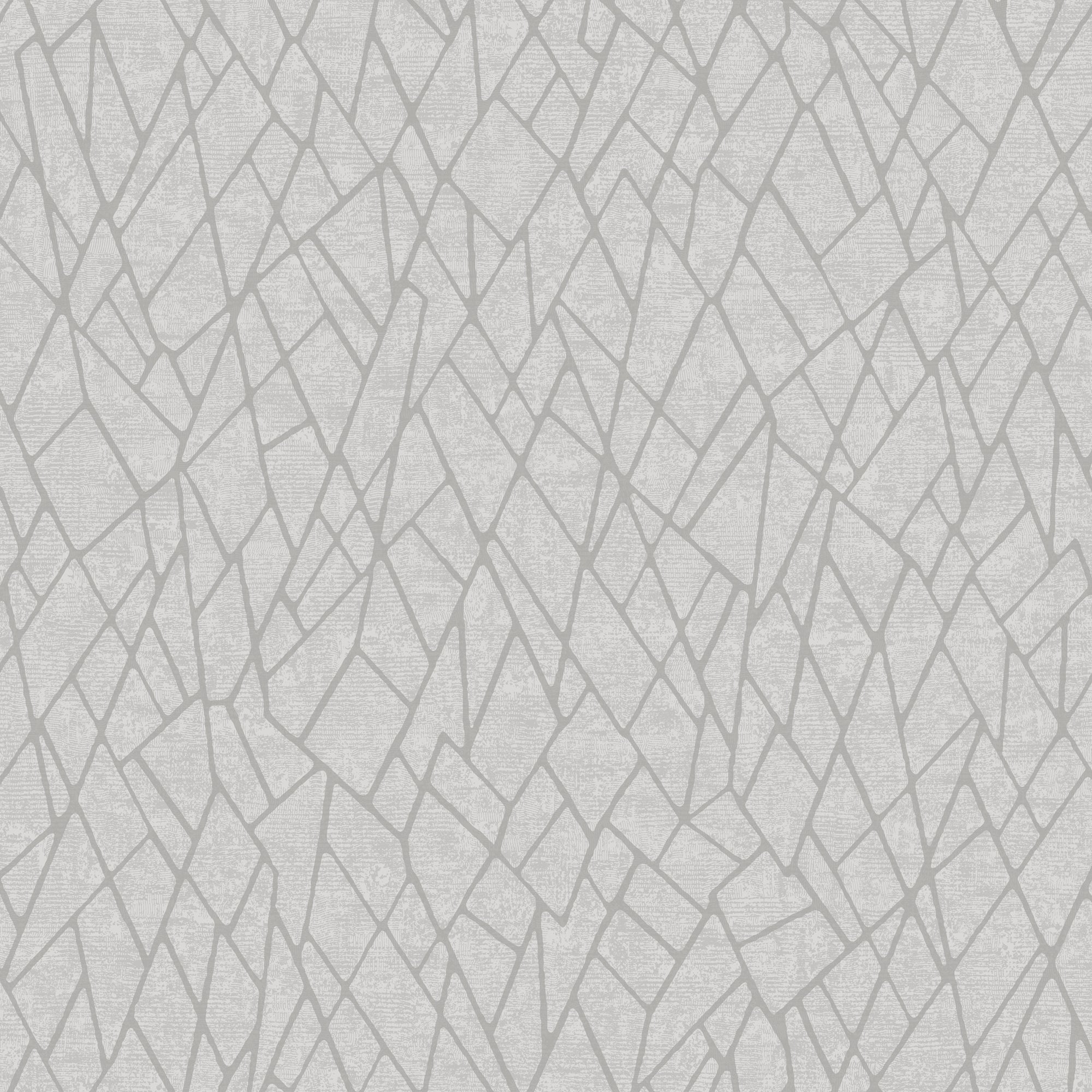 Beaded, Abstract Geometric On A Grey Textured Background. 8149 92